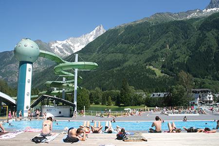 Marathon du mont blanc entr e tarif r duit la piscine for Chamonix piscine
