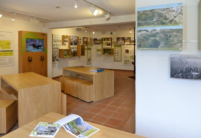 Exposition Itinerio- Maison Alpage