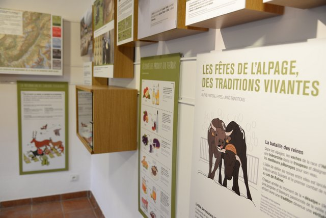 Exposition Itinerio - Maison Alpage