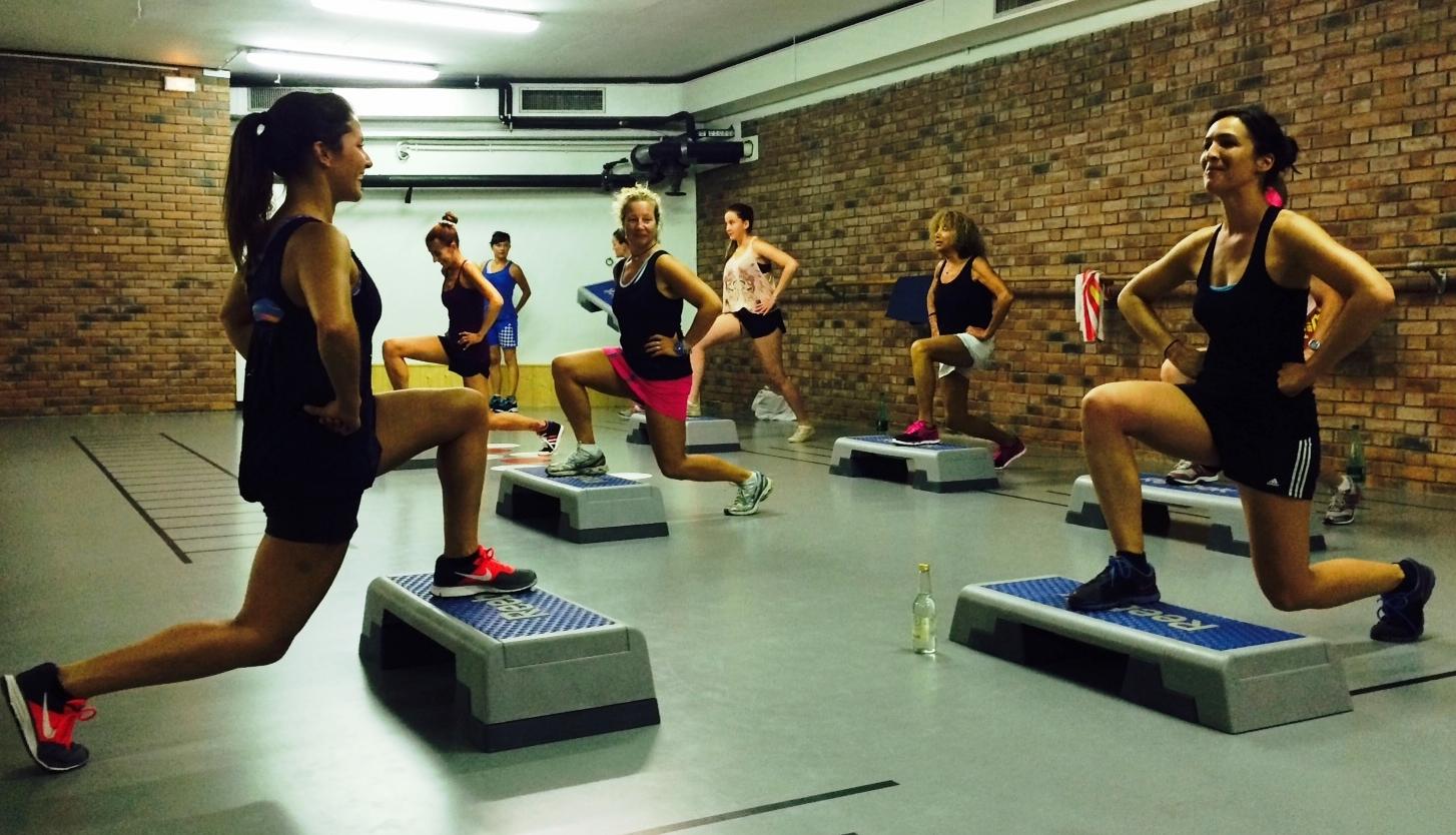 Musculation fitness communaut de communes de la vall e for Fitness musculation